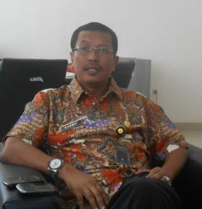 Kepala BPBD Kabupaten Penajam Paser Utara, Andi Dahrul (AH Ari B - Hello Borneo)