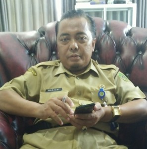 Kadisdikpora Kabupaten PPU, Marjani (AH Ari B - Hello Borneo)