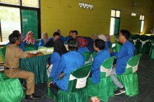 Mahasiswa IAIN Samarinda melaksanakan KKL di dan siap mengabdi di Kabupaten Penajam Paser Utara (Indra Jaya Wiyono - Humas Setkab Penajam Paser Utara)