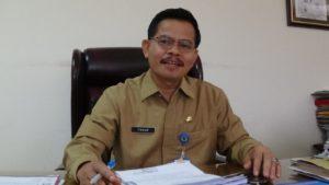 Sekretaris Daerah Kabupaten Penajam Paser Utara, Drs H Tohar M.Si (AH Ari B - Hello Borneo)