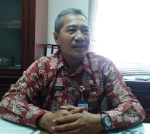 Asisten I (Bidang Pertanahan dan Hukum) Sekretariat Kabupaten Penajam Paser Utara,  Ali Rahman (Subur Priono - Humas Setkab Penajam Paser Utara)