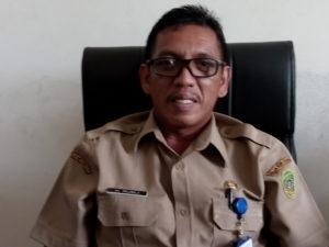 Kepala Bidang Perdagangan Disperindagkop UKM Kabupaten Penajam Paser Utara, Rusli (Bagus Purwa - Hello Borneo)