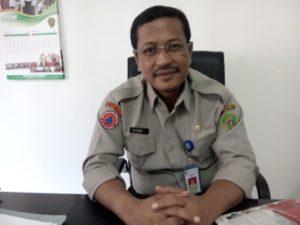 Kepala Pelaksana Badan Penanggulangan Bencana Daerah Kabupaten Penajam Paser Utara, Andi Dahrul (Bagus Purwa - Hello Borneo).