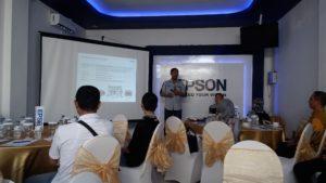 Epson service Samarinda siap memberikan pelayanan memuaskan. (MR Saputra - Hello Borneo)