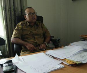 Kepala Bidang Bina Marga Dinas Pekerjaan Umum, Pemukiman dan Prasarana Wilayah, Kabupaten Penajam Paser Utara, Edi Hasmoro (AH Ari B - Hello Borneo)