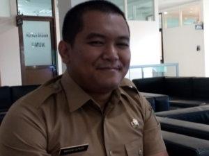 Kepala Bidang Pemerintahan Desa Badan Pemberdayaan Masyarakat dan Pemerintahan Desa Kabupaten Penajam Paser Utara, Margono Hadi Sutanto (Bagus Purwa - Hello Borneo)
