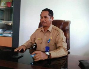 Kepala Dinas Kelautan dan Perikanan Kabupaten Penajam Paser Utara, Ahmad Usman (Subur Priono - Humas Setkab Penajam Paser Utara)