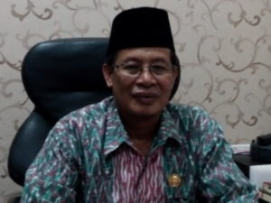 Kepala Kantor Kemenerian Agama Kabupaten Penajam Paser Utara, Hakimin (Bagus Purwa - Hello Borneo)..