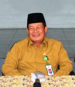 Kepala Kantor Kementerian Agama Kabuoaten Penajam Paser Utara, Hakimin Pattang (Subur Priono - Humas Setkab Penajam Paser Utara)