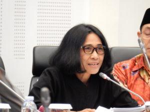 Hetifah Sjaifudian, Anggota Badan Anggaran (Banggar) DPR RI. (Ist)