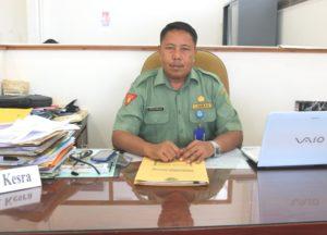 Kepala Bagian Kesra Sekretariat Kabupaten Penajam Paser Utara, Herlambang (Subur Priono - Humas Setkab Penajam Paser Utara)