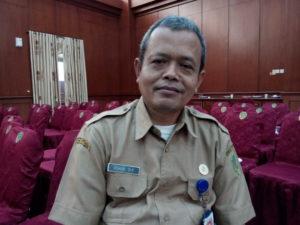 Kepala Dinas Pertanian dan Peternakan Kabupaten Penajam Paser Utara, Joko Dwi Fetrianto (AH Ari B - Hello Borneo)
