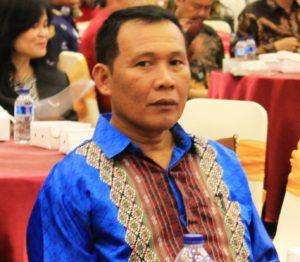 Kepala Disdukcapil Kabupaten Penajam Paser Utara, Suyanto (Subur Priono - Humas Setkab Penajam Paser Utara)