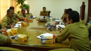 Rapat konsolidasi persiapan HKG PKK 2017 (AH Ari B - Hello Borneo)