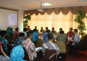 Rapat eveluasi capaian PAD Kabupaten Penajam Paser Utara (Subur Priono - Humas Setkab Penajam Paser Utara)