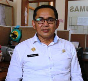 Darmawan, Kabid Kebudayaan dan Pariwisata Dishubbudpar Kabupaten PPU (Subur Priono - Humas Setkab PPU)