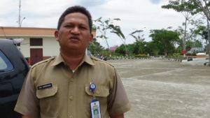 Kepala Seksi Pencegahan Penyakit Dinas Kesehatan Kabupaten Penajam Paser Utara, Eka Wardhana (AH Ari B - Hello Borneo)