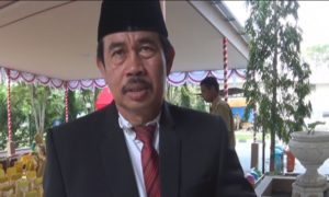 Asisten III Administrasi Umum Sekretariat Kabupaten Penajam Paser Utara, Alimuddin (AH Ari B - Hello Borneo)