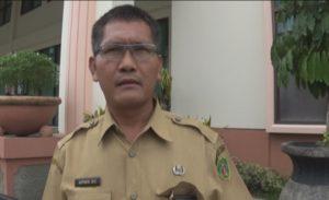 Kepala Bidang Cipta Karya DPU Kimpraswil Kabupaten Penajam Paser Utara (AH Ari B - Hello Borneo)