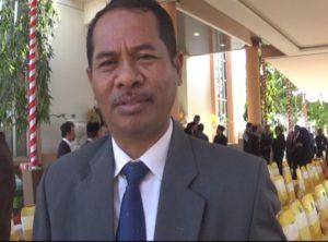 Kepala Dinas Kelauatan dan Perikanan Kabupaten Penajam Paser Utara, Ahmad Usman (AH Ari B - Hello Borneo)