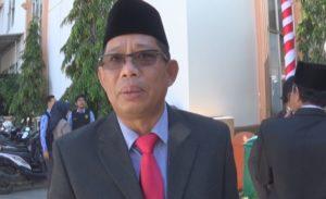 Kepala Dinas PU Kimpraswil Kabupaten Penajam Paser Utara, Alimuddin (AH Ari B - Hello Borneo)
