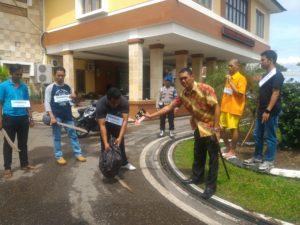 Polres Paser Gelar Rekontruksi Kasus Mutilasi Pinang Jatus. (Anto JKN - Hello Borneo)