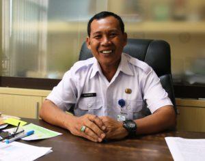 Kadisdukcapil Kabupaten Penajam Paser Utara, Suyanto. (Subur Priono - Humas Setkab Penajam Paser Utara)