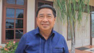 Bupati Penajam Paser Utara, Yusran Aspar. (MR Saputra - Hello Borneo)