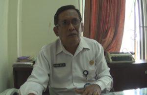 Kabid Tanaman Pangan Dinas Pertanian dan Peternakan Kabupaten Penajam Paser Utara, Bambang Marjuki. (AH Ari B - Hello Borneo)