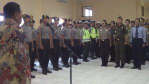 Tim Saber Pungli Kabupaten Penajam Paser Utara resmi dilantik. (MR Saputra - Hello Borneo)