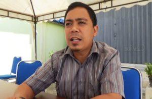 Ketua Bawaslu PPU, Edwin Irawan.