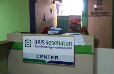 Ruangan Pelayanan BPJS Kesehatan di RSUD Ratu Aji Putri Botung