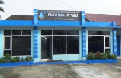 Kantor PDAM Danum Taka