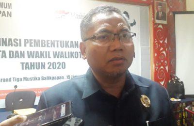 Ketua KPU Balikpapan, Noor Thoha (Aditya - Hello Borneo)
