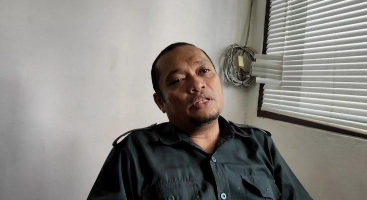 Komisioner KPU Balikpapan, Yan Fauzi Wardana. (Aditya - Hello Borneo)
