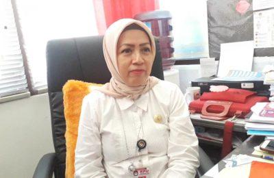 Komisioner KPU Kota Balikpapan, Mega Feriani Ferry. (Aditya – Hello Borneo)