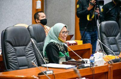 Hetifah Sjaifudian, selaku Wakil Ketua Komisi X DPR RI dari Fraksi Partai Golkar. (Ist)