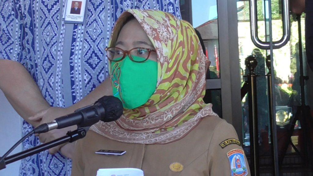 Kepala Dinas Kesehatan Kota Balikpapan, Andi Sri Juliarti. (ES Yulianto)