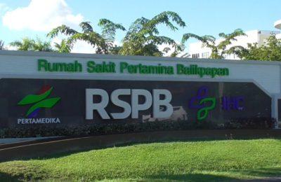RSPB Balikpapan. (ES Yulianto)