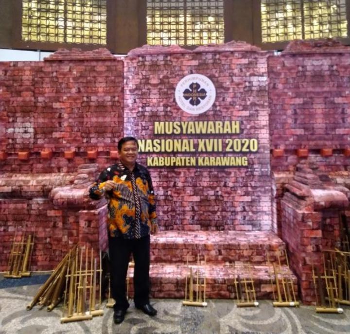 Ketua PHRI Kota Balikpapan, Salmal Ruhip. (Ist)