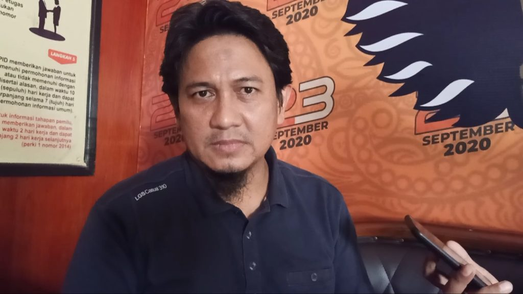 Yudi Chandra, Ketua Umum RMC. (TB Sihombing)