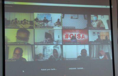 Dok. Rapat forum kemitraan dan komunikasi Pemkab PPU Bersama BPJS Kesehatan.