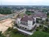 Foto Drone Kawasan Pemerintahan Kabupaten PPU
