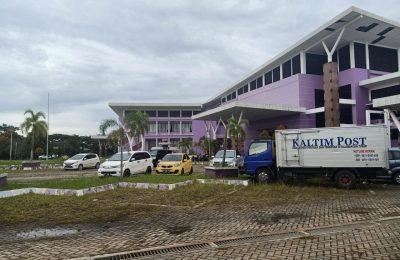 Lokasi Debat Pilkada Kabupaten Paser 2020.