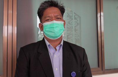 Direktur Perumda Danum Taka PPU, Abdul Rasyid.