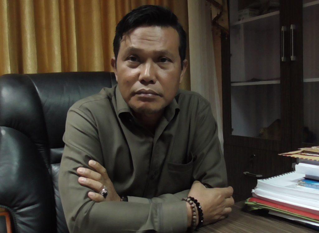 Wakil Ketua DPRD PPU, Hartono Basuki