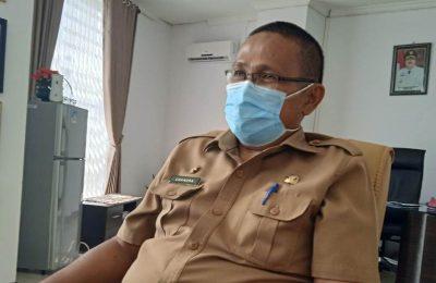 Kepala Dinas Perindustrian Perdagangan Koperasi dan UKM Paser, Chandra Irwanadi