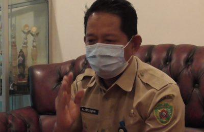 Kepala Disdikpora PPU, Alimuddin.