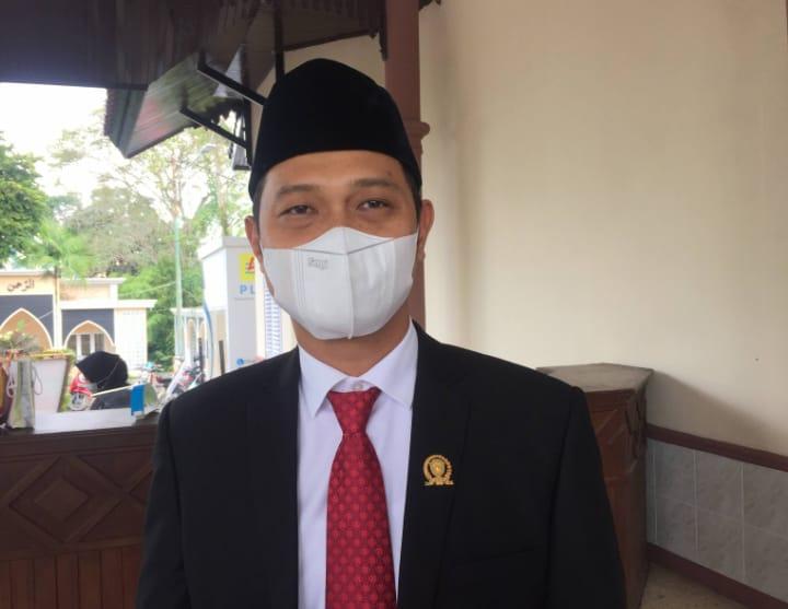 Ketua DPRD Kabupaten Paser, Hendra Wahyudi