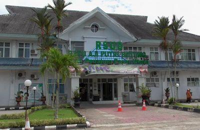 RSUD Ratu Aji Putri Botung Kabupaten PPU.